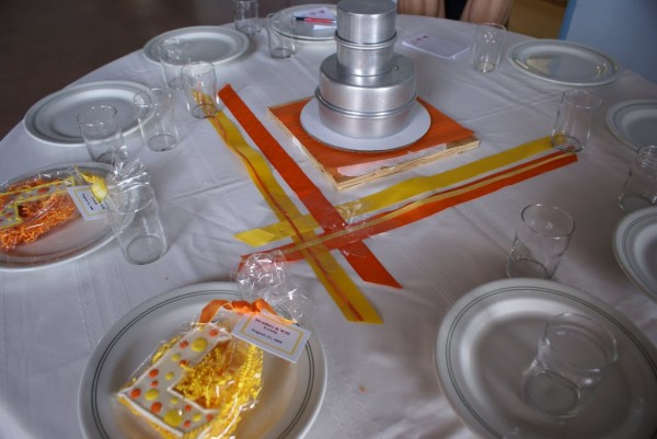 wedding guest tables decorations samples