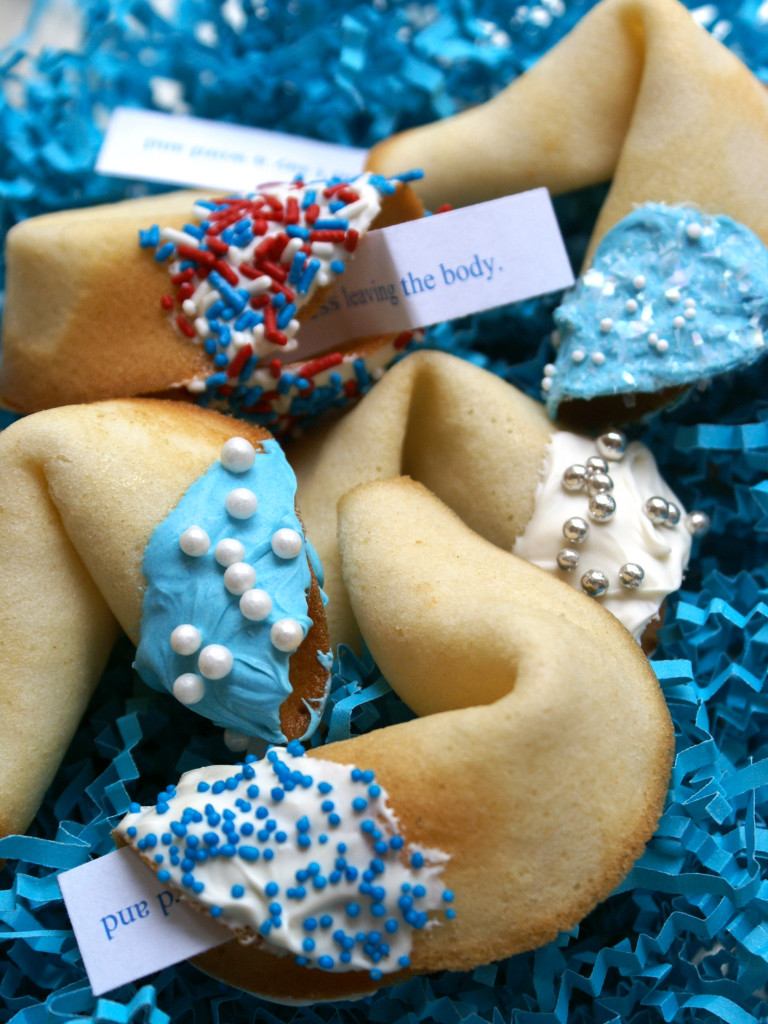 custom fortune cookies