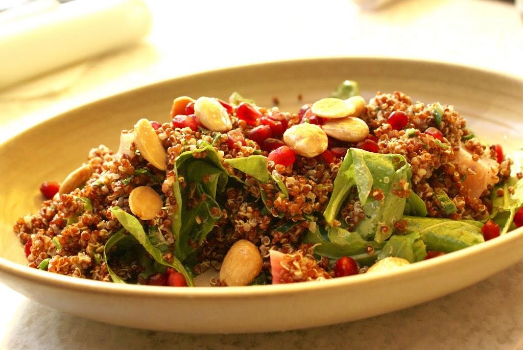 Qunioa salad true food restaurant forumfinder Images