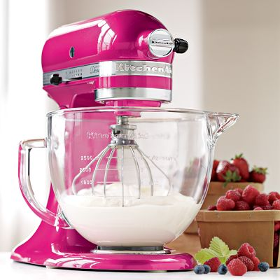 Raspberry Ice Kitchenaid Stand Mixer