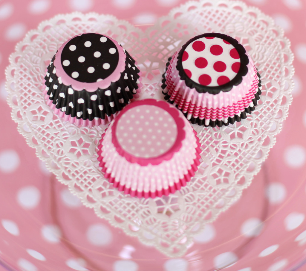 mini cupcake wrappers