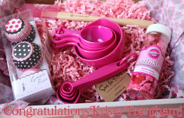 cupcake winner