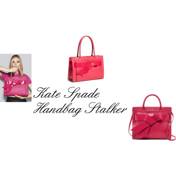 Kate Spade Handbag Stalker