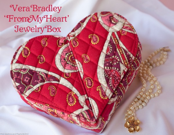 Vera Bradley From My Heart Jewelry Box 680 copy