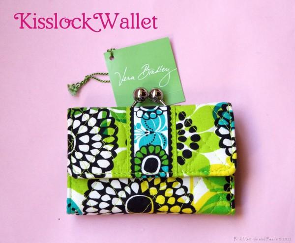 Vera Bradley Kisslock Wallet 761 copy