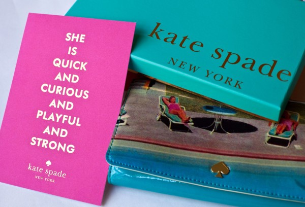 Kate Spade All In A Day's Work Shannon Wallet copy