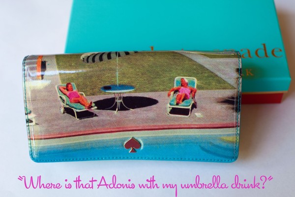 Kate Spade All In A Day's Work Wallet copy
