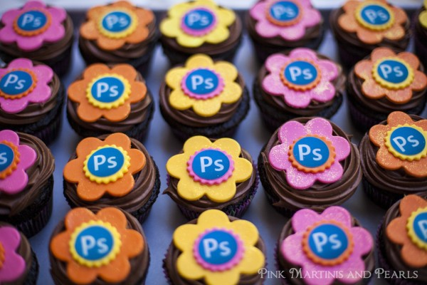 Cupcakes for photoshop
