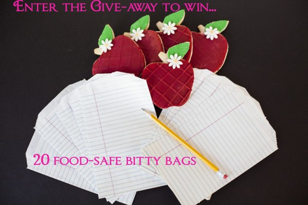 Bitty Bag Give-away