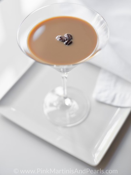 Espresso Martinis, Baileys Irsh Cream Cocktail