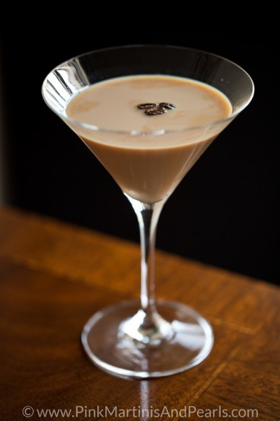 Espresso Martinis, Baileys irish Cream Martini