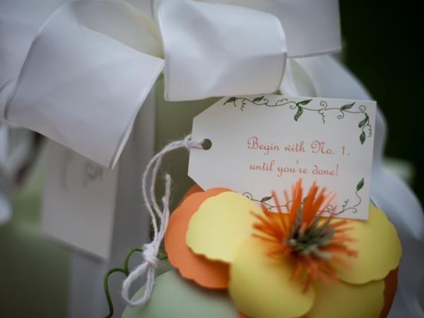 Bridal shower gift wrap ideas