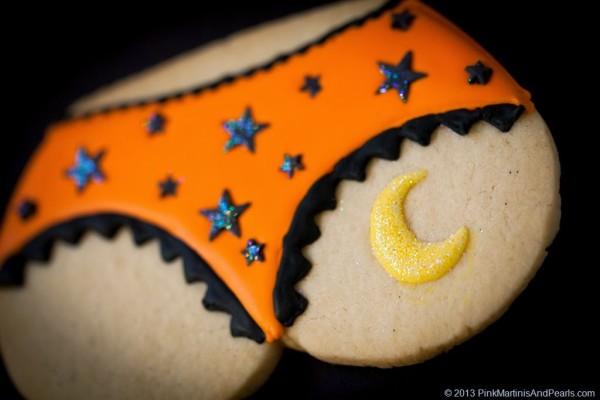 Halloween Tushie Cookies-5145