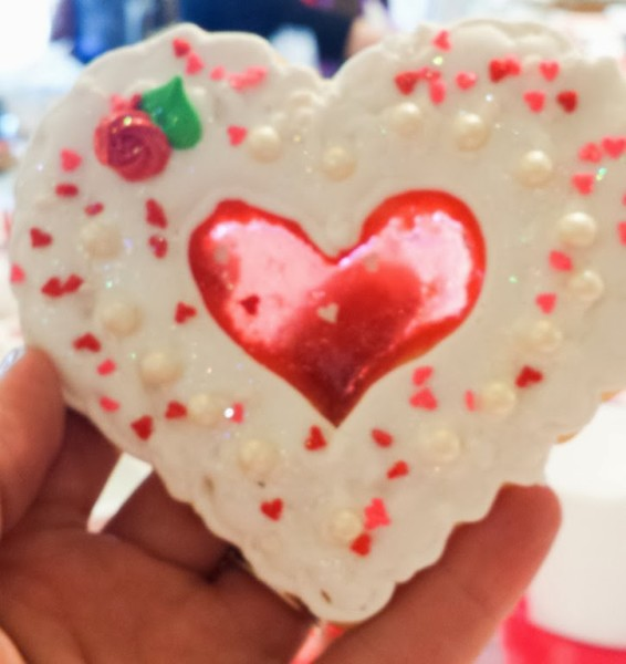 Valentine's Day Decorated Cookies Workshop West Elm OC