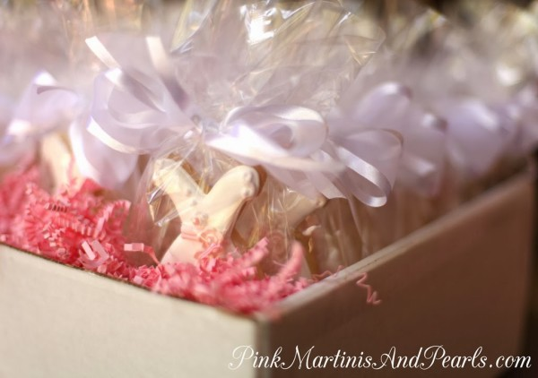 Bridal Shower Wedding Dress Cookie-5953