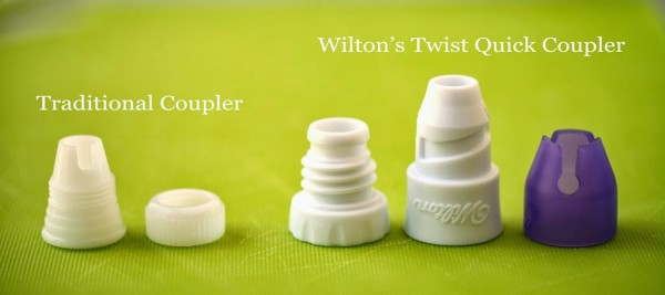 Wilton Twist Quick Coupler Set-6085pstx