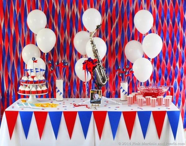 shutterfly Graduation Decorations Party Table