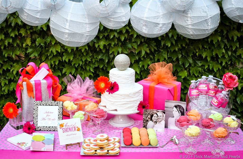 Shutterfly Bridal Shower