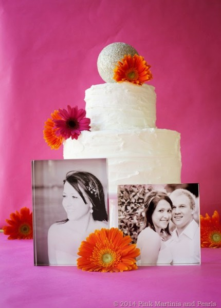 Shutterfly Bridal Shower Acrylic Photo Blocks 6980