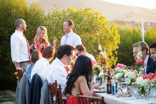 shady canyon wedding