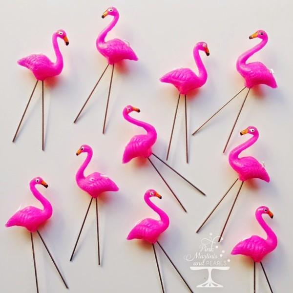 Flamingo Candles paper Source