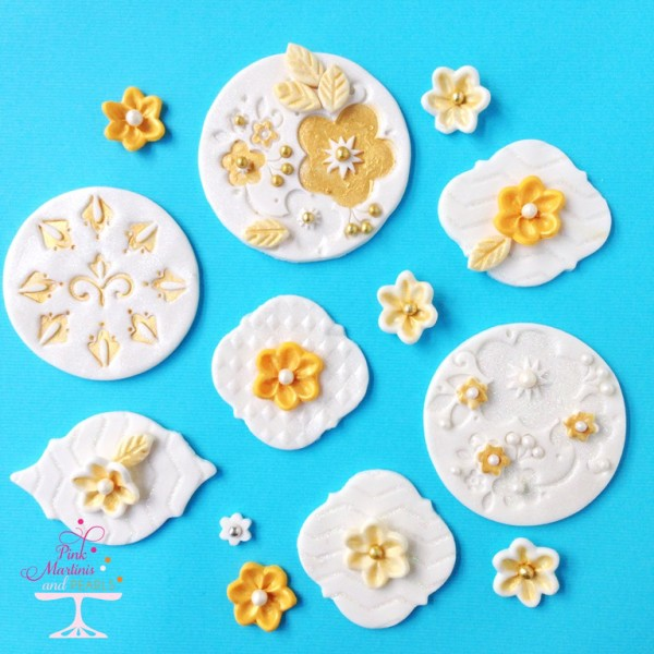 Wilton Fondant Cupcake Give-Away