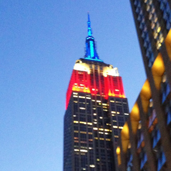 empire state building 911