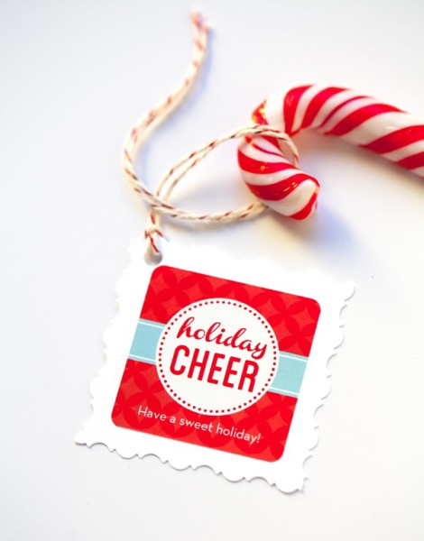 Shutterfly Holiday Collection Tags-