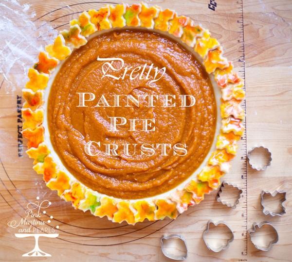 Wilton Pie Crust Cutters Pretty Painted Pie Crusts-