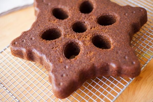 gingerbread snowflake wilton snowflake pan
