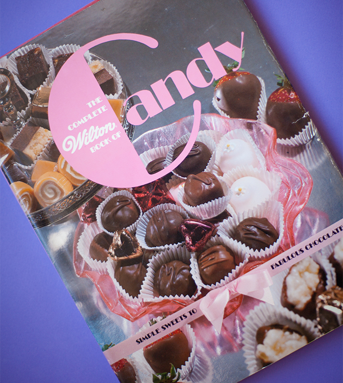 Wilton Complete Book of Candy