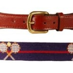 Needlepoint Belts