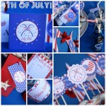 4th of July Printable Downloads * FREE*!