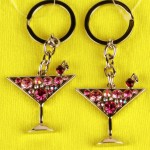 """Pink Martini"" Key Ring {GIVE-AWAY}"
