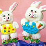 Marshmallow Bunny Pops!