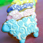 """Sweet Embraceable Ewe"" Cookies"