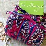 "Vera Bradley ""All Wrapped Up Jewely Case"" {GIVE-AWAY}"