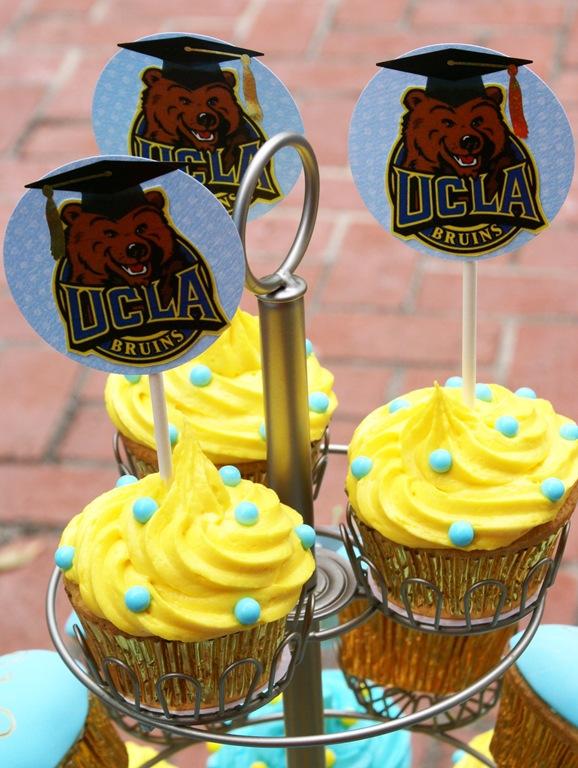 Collegiate Cupcakes Ucla