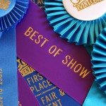 'Best of Show' and Other Pretty Ribbons