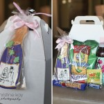 out of towners wedding favors