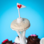 Seattle (Macaron) Space Needle Cupcake Topper