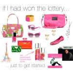 If I Had Won The Lottery…
