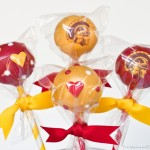 Collegiate (USC) Cake Pops … Traveler Rides Again!