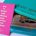 "Kate Spade's ""All In A Day's Work"" Wallet Love"