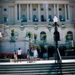 My Ghost On The Capitol Steps Photo