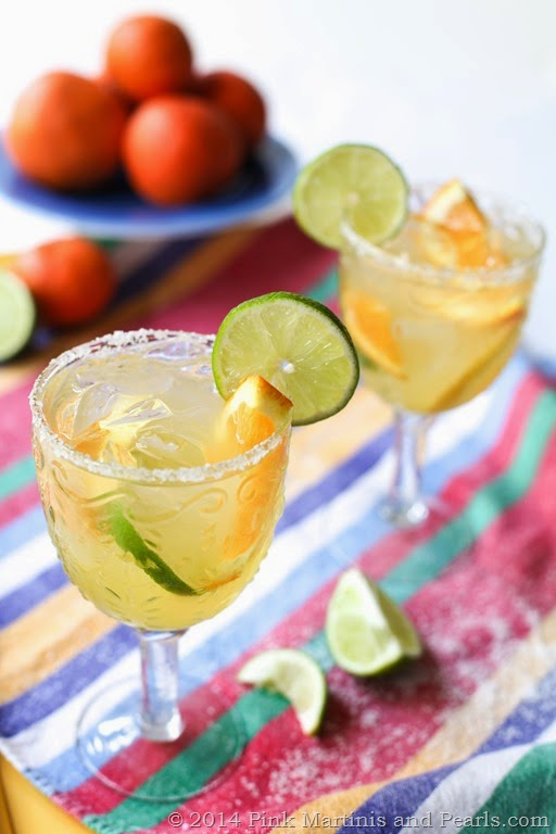 fresh fruit margaritas