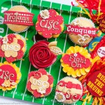 USC Trojan Cupcakes! Fight On!