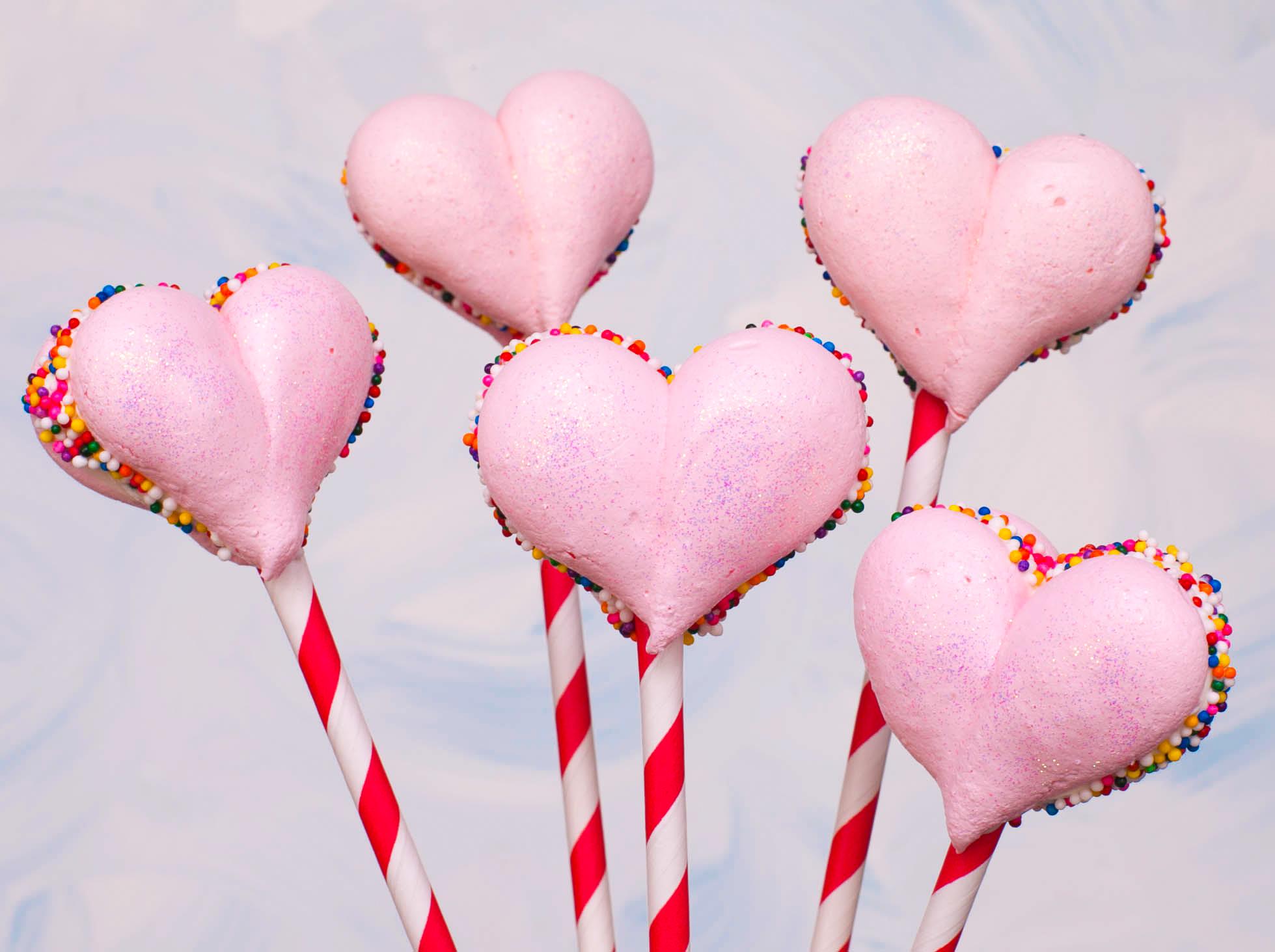 Meringue Hearts-11