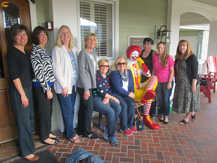 Tri-Delta Baking Day Ronald McDonald House