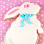 Confessions Of An Easter Bunny Cookie.